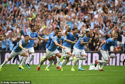 Liverpool vs Man City Sieu Cup Anh 2019