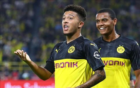 Đây! Nguyên nhân Jadon Sancho tỏa sáng rực rỡ tại Dortmund hình ảnh