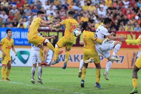 Vòng loại cúp quốc gia 2020 Tâm điểm Nam Định vs HAGL hình ảnh