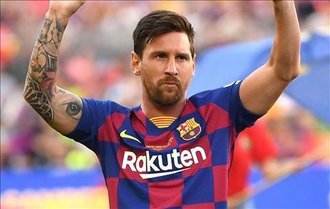 Giữa khủng hoảng hàng công, Barca đón tin vui từ Lionel Messi hình ảnh
