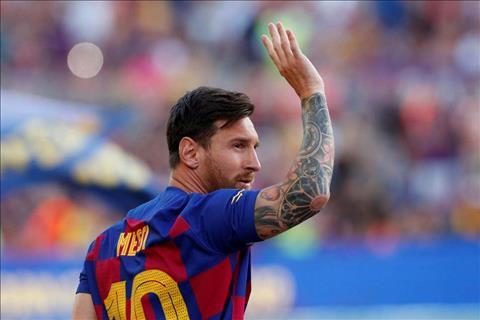 VIDEO Quyết tâm của Messi Barcelona sẽ chiến đấu cho tất cả mục tiêu hình ảnh
