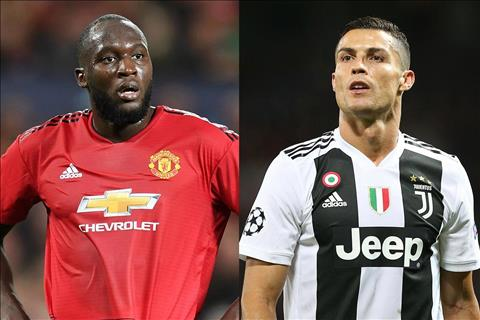Ronaldo và Lukaku sẽ là cặp song sát đáng gờm ở Juventus hình ảnh