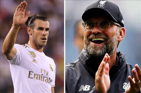 HLV Klopp của Liverpool có thể hồi sinh Gareth Bale hình ảnh