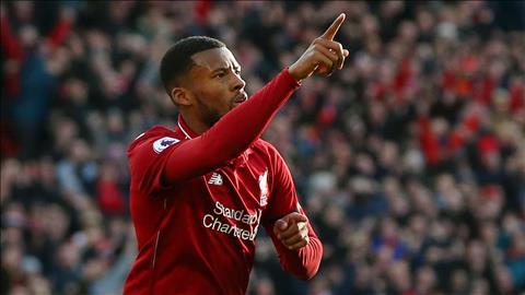 Wijnaldum chia sẻ về Liverpool giai đoạn đầu mùa giải 201920 hình ảnh