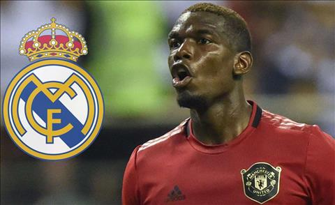 Tương lai Pogba Real Madrid quyết không bỏ cuộc hình ảnh