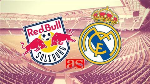 Salzburg vs Real Madrid 0h00 ngày 88 giao hữu hè 2019 hình ảnh