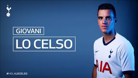 Vừa bán Eriksen, Tottenham mua đứt Giovani Lo Celso hình ảnh