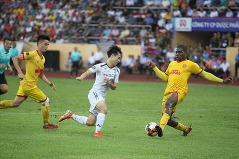 Lịch thì đấu vòng 20 V-League 2019 - lịch trực tiếp bóng đá VTV6 hình ảnh