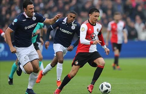 Feyenoord vs Dinamo Tbilisi 0h30 ngày 98 Europa League 201920 hình ảnh