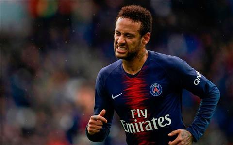 PSG nửa muốn đuổi, nửa muốn giữ Neymar hình ảnh