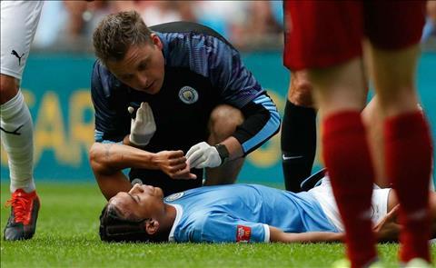 Leroy Sane chấn thương nặng, Bayern có còn thiết tha hình ảnh
