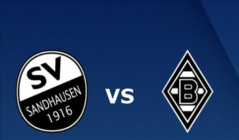 Sandhausen vs Gladbach 1h45 ngày 108 Cúp quốc gia Đức 201920 hình ảnh