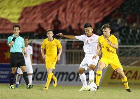 ĐT U18 Việt Nam đối diện nguy cơ bị loại sau khi Úc thua sốc Malaysia hình ảnh