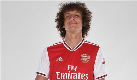 David Luiz CHÍNH THỨC rời Chelsea đến Arsenal với giá 8 triệu bảng hình ảnh