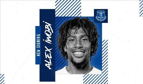Everton xác nhận đã sở hữu sao trẻ Alex Iwobi với giá khủng hình ảnh