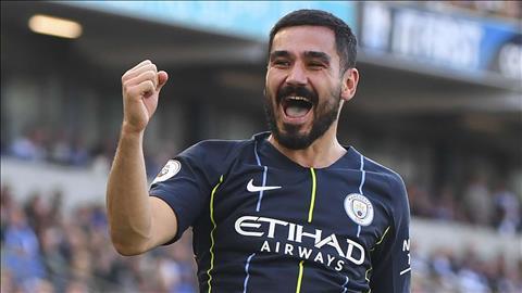 Tiền vệ Gundogan gia hạn hợp đồng với Man City hình ảnh