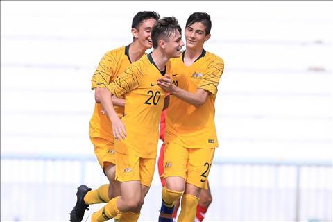 Nhận định U18 Việt Nam vs U18 Australia (19h30 ngày 98) Núi cao thì  hình ảnh