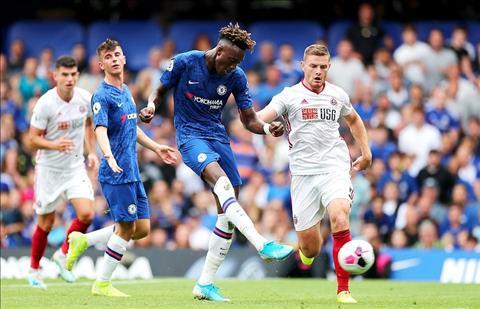Chelsea 2-2 Sheffield Abraham lap cu dup