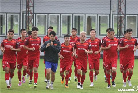 Đội hình ĐT Việt Nam đấu Thái Lan Không có chỗ cho người mới hình ảnh