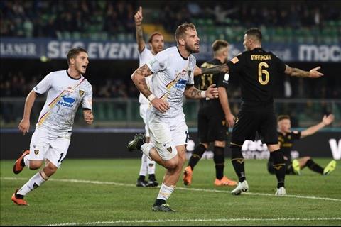 Lecce vs Verona 1h45 ngày 29 Serie A 201920 hình ảnh