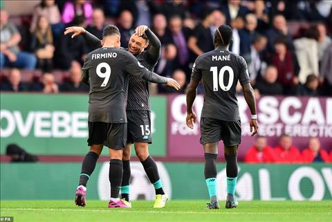 Liverpool huỷ diệt Burnley Xin chào, người Brazil vĩ đại nhất Premier League! hình ảnh 3