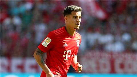 Tiền vệ Coutinho tự tin đạt phong độ cao tại Bayern hình ảnh