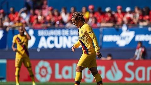 3 điểm nhấn sau trận hòa cay đắng của Barca trước Osasuna hình ảnh 2