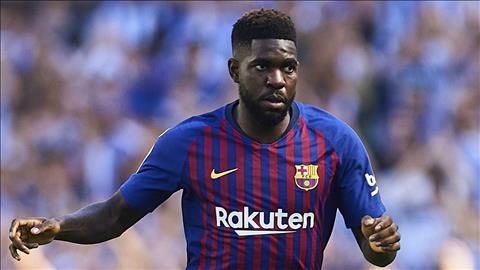 Chi 50 triệu bảng, Man City muốn mua trung vệ Umtiti  hình ảnh