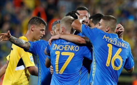 Lithuania 0-3 Ukraine