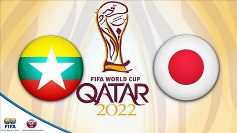 Myanmar vs Nhật Bản 19h20 ngày 109 Vòng loại World Cup 2022 hình ảnh