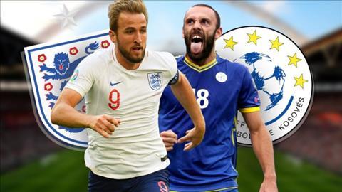 Lịch thi đấu vòng loại Euro 2020 hôm nay 109 - LTĐ Anh vs Kosovo hình ảnh