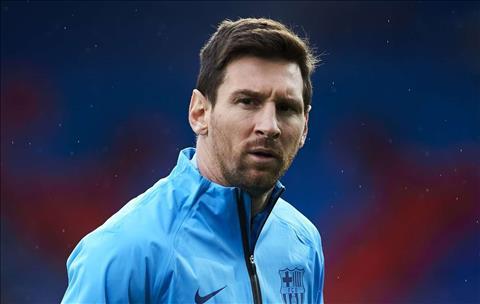 Lionel Messi lên tiếng về tương lai ở Barca hình ảnh