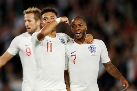 Anh 5-3 Kosovo vòng loại Euro 2020 Sterling nhận công giúp Sancho hình ảnh