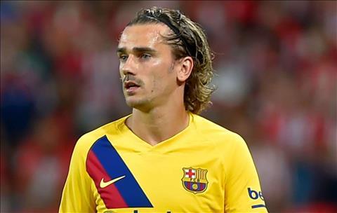 Đồng đội cũ thông cảm cho ước mơ gia nhập Barca của Antoine Griezmann hình ảnh