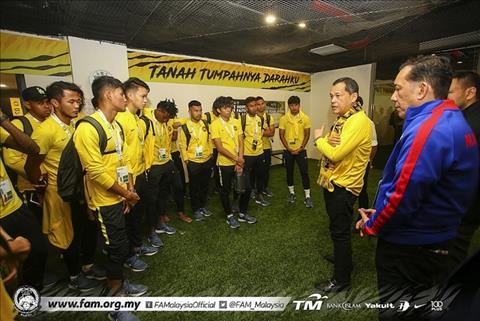 ĐT  Malaysia đang cân nhắc không tham dự AFF Cup 2020  hình ảnh