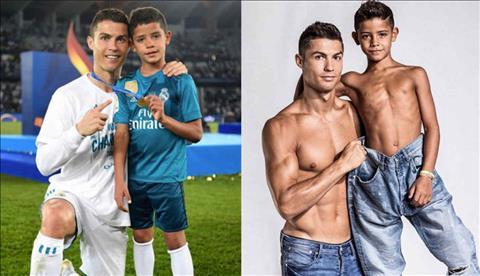 Ronaldo lập cú poker thứ 2 cho ĐTQG Bạn gái và 4 thiên thần chúc mừng hình ảnh 2