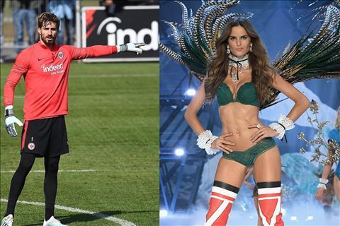 Bạn gái Kevin Trapp chính là siêu mẫu Victoria's Secret