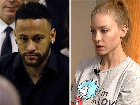Người mẫu tố Neymar hiếp dâm bị truy tố ngược hình ảnh