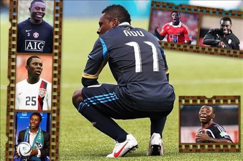 """Freddy Adu: Bi kịch của cậu bé đóng vai """"thiên tài"""" (P1)"""