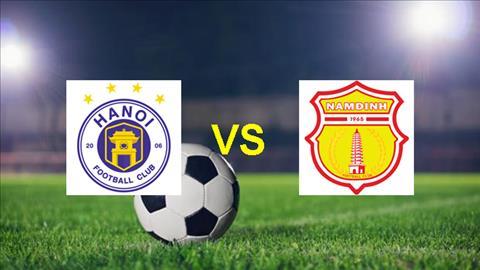 Lịch thi đấu Hà Nội vs Nam Định hôm nay 119 - LTĐ V-League 2019 hình ảnh