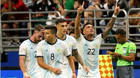 HLV Tata Martino bào chữa sau trận thua bẽ bàng trước Argentina hình ảnh