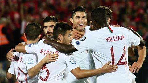 Thấy gì trong ngày Bồ Đào Nha đại thắng Lithuania hình ảnh
