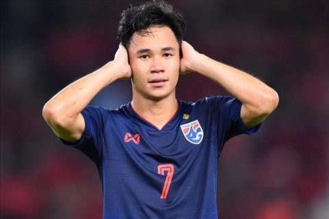Tiền vệ Supachok đáp trả antifan sau màn tỏa sáng trước Indonesia hình ảnh