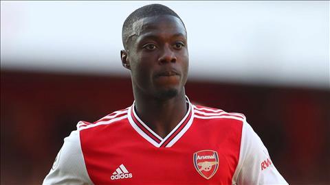 Emery cảnh báo tiền vệ Nicolas Pepe nhanh chóng hoà nhập hình ảnh