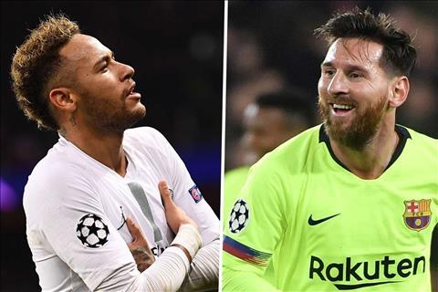 Messi tiếc nuối khi Barca không thể chiêu mộ tiền đạo Neymar hình ảnh