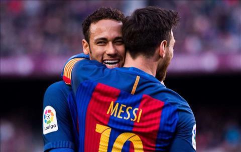Messi va Neymar
