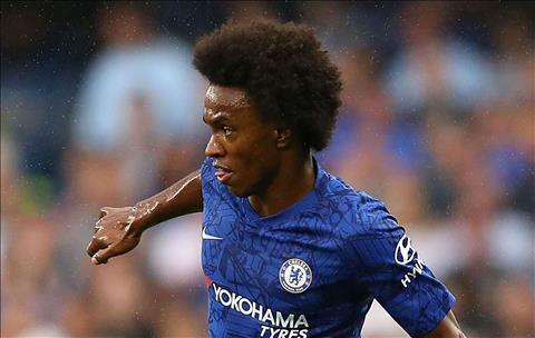 Chelsea chớm khủng hoảng, tiền vệ Willian vẫn mơ về các danh hiệu hình ảnh