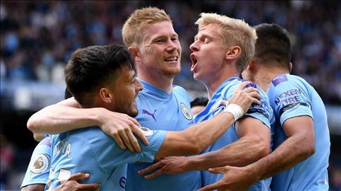 Carragher thừa nhận Man City là ứng viên số 1 ở Premier League hình ảnh