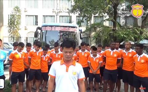 CLB Nam Định gửi lời xin lỗi vì sự cố pháo sáng hình ảnh