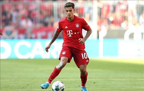 Sao Bayern tin 'Phù thủy nhỏ' Philippe Coutinho sẽ tạo ra khác biệt hình ảnh